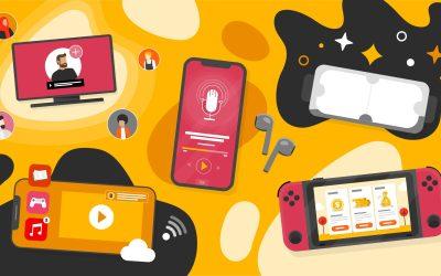 ¿Cómo se encuentra la industria del entretenimiento y los medios de comunicación en España?